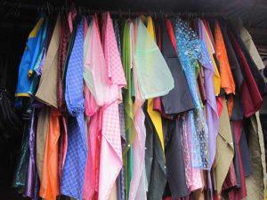 Chiêm bao thấy áo mưa thì đánh số bao nhiêu?