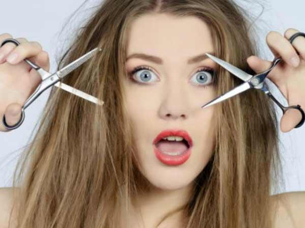 Mơ thấy cắt tóc là điềm báo gf