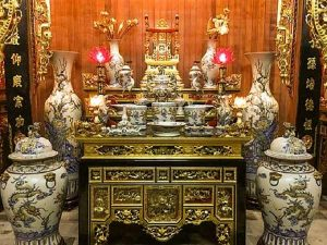 Mơ thấy bàn thờ là điềm báo lành hay dữ?