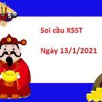Soi cầu XSST 13/1/2021 – Soi cầu xổ số Sóc Trăng thứ 4