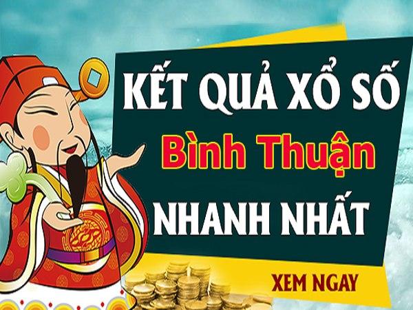 Soi cầu XS Bình Thuận chính xác thứ 5 ngày 25/02/2021