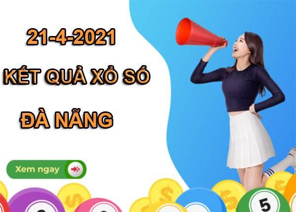 Soi cầu số đẹp xổ xố Đà Nẵng thứ 4 ngày 21/4/2021
