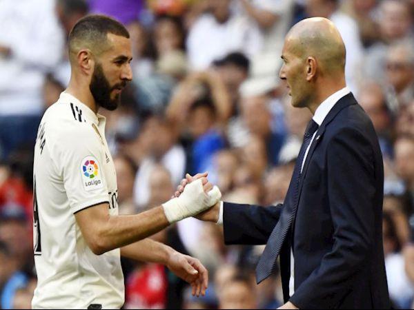 Chuyển nhượng tối 31/5: Benzema tiếc nuối vì HLV Zidane rời Real