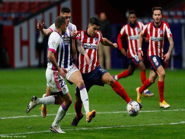 Nhận định kèo Valladolid vs Atletico Madrid, 23h00 ngày 22/5 - La Liga