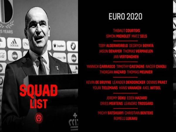 Thể thao trưa 18/5: Hazard vẫn được dự EURO 2020