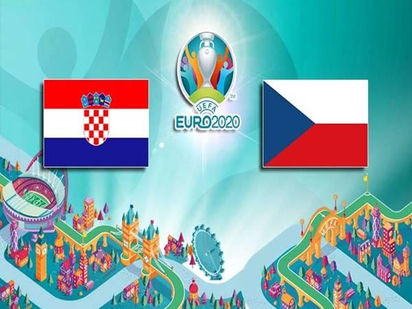 Soi kèo Croatia vs Séc, 23h00 ngày 18/6 Euro 2020