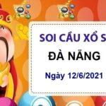 Soi cầu XSDNG ngày 12/6/2021 – Soi cầu chốt số Đà Nẵng thứ 7