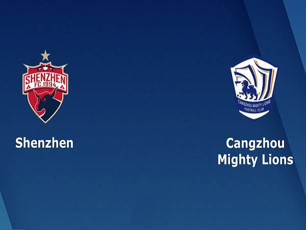 Soi kèo Shenzhen vs Cangzhou Mighty Lious – 17h00 22/06/2021
