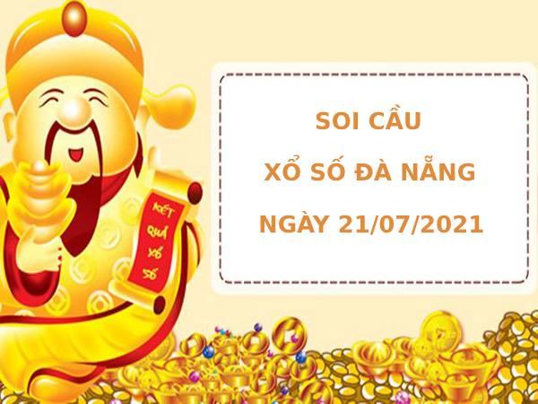 Soi cầu XS Đà Nẵng chính xác thứ 4 ngày 21/07/2021