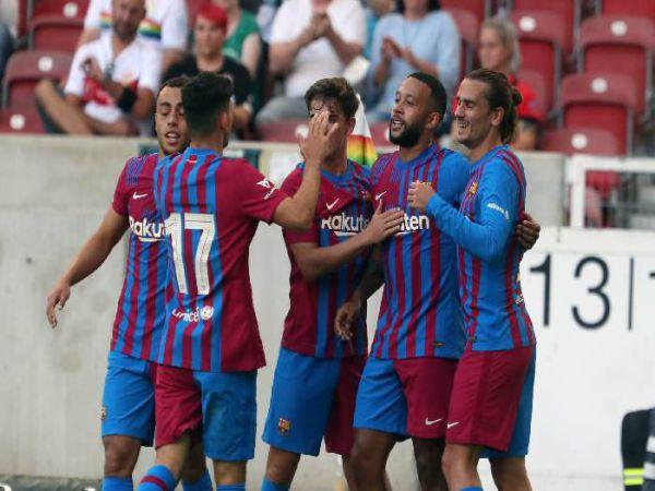 Nhận định, Soi kèo Salzburg vs Barcelona, 00h00 ngày 5/8 - Giao Hữu