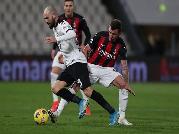 Nhận định bóng đá Spezia vs AC Milan, 20h00 ngày 25/9