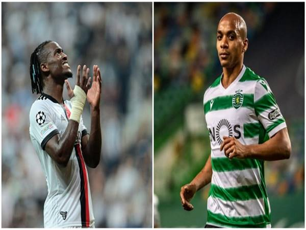 Soi kèo Châu Á Besiktas vs Sporting CP 23h45 ngày 19/10